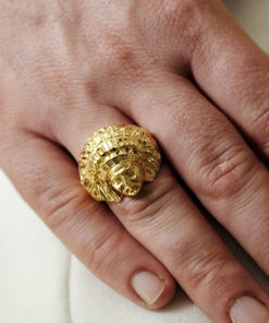 Sello Oro 18k